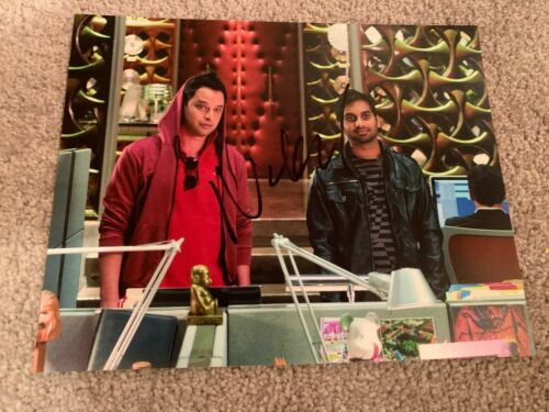 NICK KROLL SIGNED 8x10 PHOTO PROOF COA AUTOGRAPH PARKS AND RECREATION