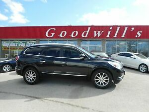 2015 Buick Enclave LEATHER GROUP! HEATED LEATHER SEATS! NAVI! DV