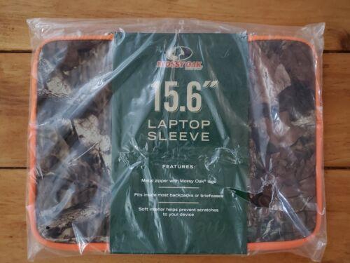 15 6 camo laptop sleeve with orange