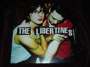 The Libertines - PROMO POSTER