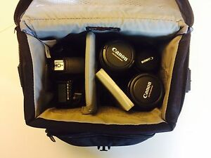 CANON EOS 40D and Lenses
