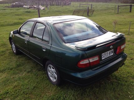 "NISSAN PULSAR ""116,984 Low kms "" Immaculate Victor Harbor Victor Harbor Area Preview"
