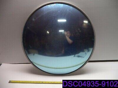 26 Acrylic Outdoor Convex Mirror - Vision Metalizers Pn Oc2600