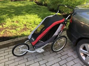 Chariot Stroller - Cougar Single