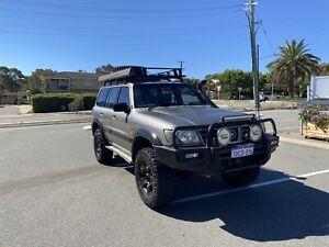 1998 Nissan Patrol St (4x4) 4 Sp Automatic 4x4 4d Wagon