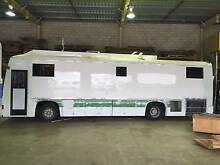MAN MIDI  GREAT MOTORHOME PROJECT 1995 MODEL Tin Can Bay Gympie Area Preview