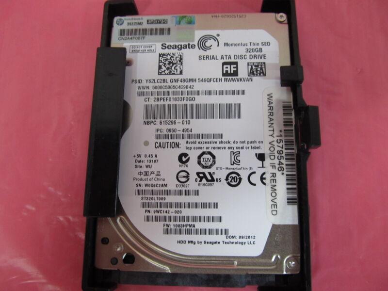 """J8018-61021-new Hewlett-packard J8018a Support Kit, Gpsc 320gb 5.4k 2.5"""" Sata Hi"""