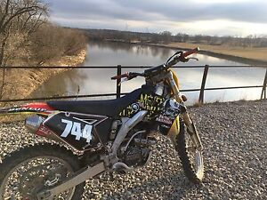 2009 Rmz250 tons of upgrades