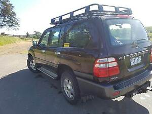 2003 Toyota LandCruiser Wagon V8 LOW KMS Healesville Yarra Ranges Preview