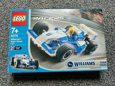 LEGO Racers Williams F1 Team Racer 1:27 (8374)