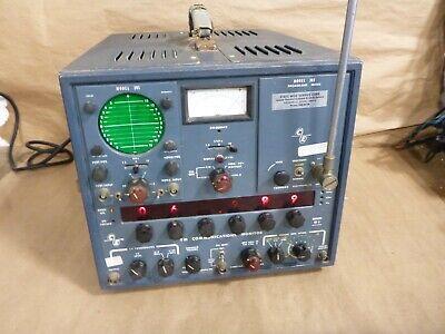 Vintage Cushman Electronics Fm Communications Monitor Ce-3 301 303