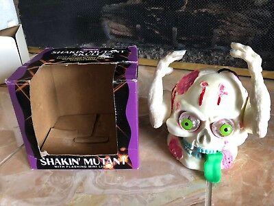 Shakin' Mutant Skull (1994) — Boglin Lookalike Halloween Toy, Free Shipping