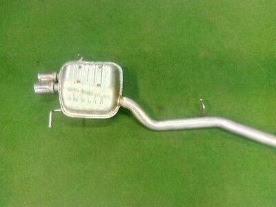 Mittelschalldämpfer für Mercedes C180-CL230 1.8-2.0 Bj:02-08