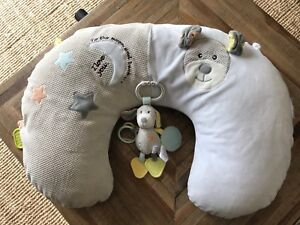 Breastfeeding/lay and play/sit and play pillow