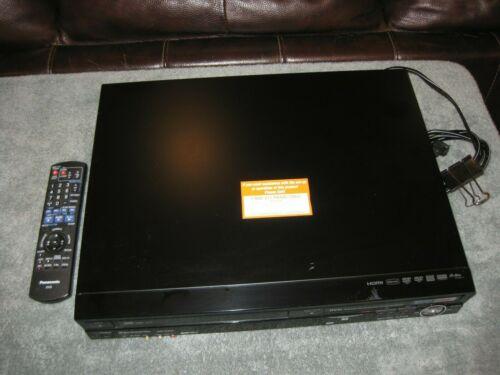 Panasonic DMR-EZ485V HDMI Digital VHS/DVD Recorder With Remote (EXCELLENT)