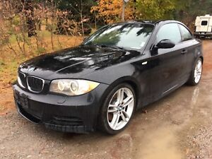 2008 BMW 1-series 135i MPackage  MOTOR is KNOCKING