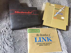 Zelda 2 -The adventure of link