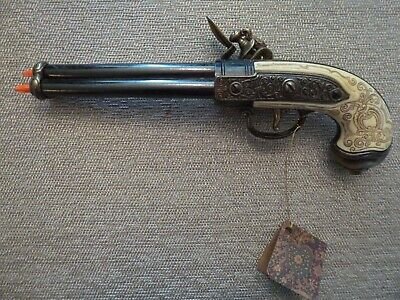 PISTOL REPLICA TRIPLE  BARREL MADE IN SPAIN