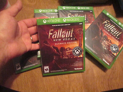 Fallout: New Vegas -- Ultimate Edition XBOX ONE & XBOX 360 NEW FACTORY SEALED d'occasion  Expédié en Belgium