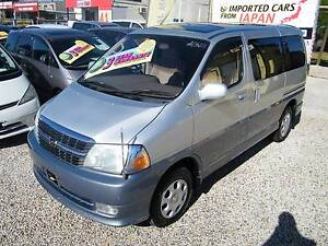 2000 Toyota Granvia (#6364) Luxury People Mover V6 4WD 3.4L Moorabbin Kingston Area Preview