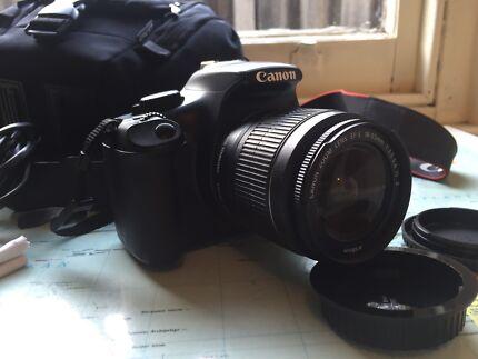 Canon EOS 1100D DSLR Camera