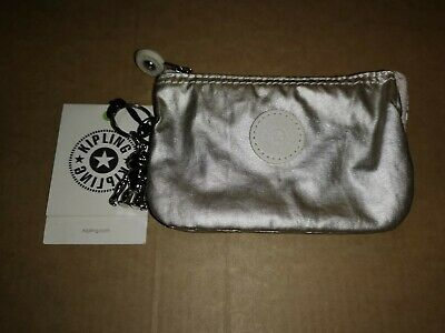 Kipling Creativity S Small Purse Cloud Metal 2019 RRP £28