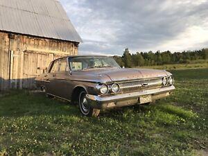 Mercury Monterey Custom 1962