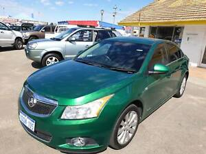 2011 HOLDEN CRUZE CDX TURBO DIESEL Kenwick Gosnells Area Preview