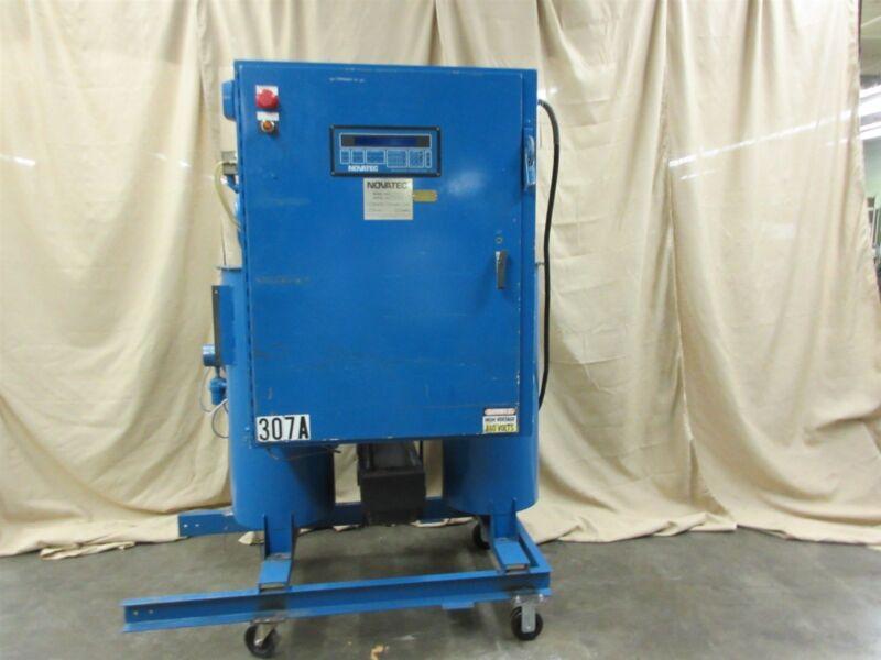 Novatec  MPC-100 Material Dryer, Dessicant, Approx 100 lb/hr, ZAG #7076