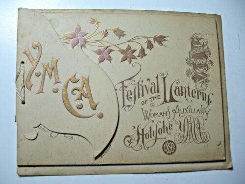 1893 Holyoke, Mass. YMCA  Women