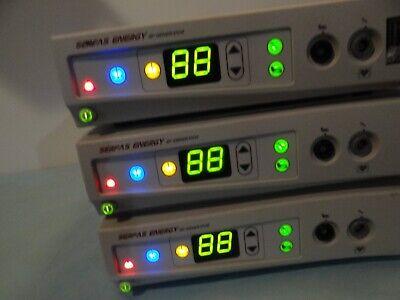 Stryker Serfas Endoscopy Energy Rf Generator Console Pre-owned