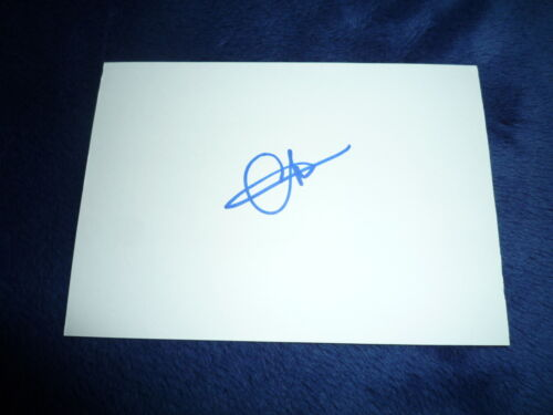 JAMES GODDAY  signed Autogramm 10x15 cm In Person  OLYMPIA Bronze 4x400m 2004
