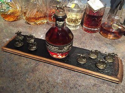 REAL Blanton's Blantons Bourbon GRAND Head Stave Display Barrel Cork Stopper