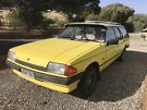 Ford Falcon XE station wagon 1984