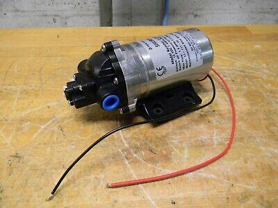 Pentair Shurflo 110 Hp Diaphragm Spray Pump Demand Switch 12v 38 Inletoutlet