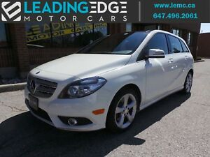 2014 Mercedes-Benz B-Class Sports Tourer B250 Premium, Naviga...