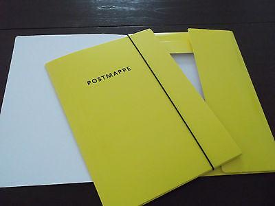 Postmappe A 4 mit Gummiband