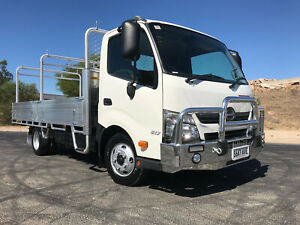 2012 Hino 617 Medium Tradeace Regency Park Port Adelaide Area Preview