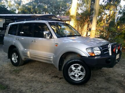 2002 Mitsubishi Pajero Exceed Highland Park Gold Coast City Preview