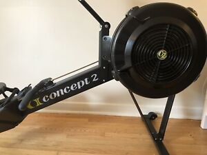 Concept 2 Model D Rower with PM5 Monitor
