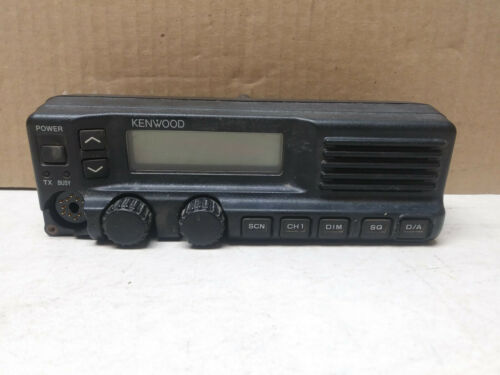 Kenwood KCH-10 remote control radio head
