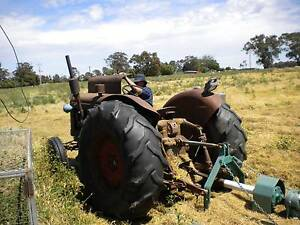 Fordson suitable for parts or rebuild Echuca Campaspe Area Preview