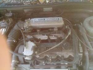 Mitsubishi Magna Engine &/or G-Box 5sp man Airlie Beach Whitsundays Area Preview