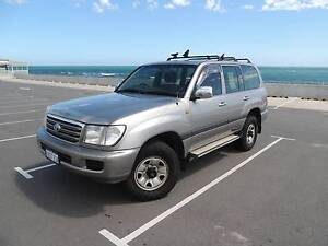 2004 Toyota LandCruiser Wagon Marmion Joondalup Area Preview