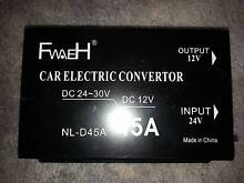 24V DC to 12V DC 45Amp Converter Gretna Central Highlands Preview