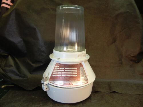 NEW APPLETON MERCMASTER II LPBLH100-MT HIGH PRESSURE SODIUM LIGHTING FIXTURE