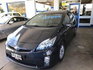 2009 Toyota Prius Hatchback Grange Charles Sturt Area Preview