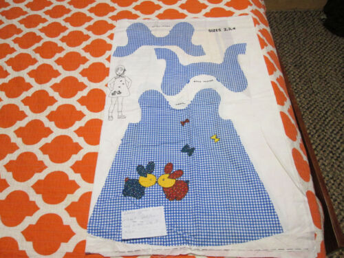 Dress Panel with Scarf