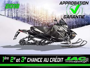 2019 Arctic Cat XF Cross Country 9000 Limited Défiez nos prix