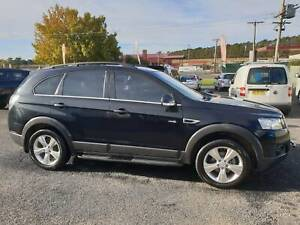 2012 Holden Captiva 7 CX Automatic SUV Yass Yass Valley Preview